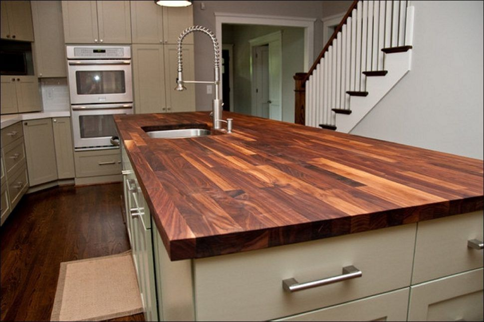 Ikea Butcher Block Countertop Kitchen Island Wood Countertops Kitchen Home Depot Furniture Legs Butcher Block Countertops