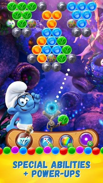 Pin by SeKaiNoost Mod Apk on apk Smurfs, Connect to