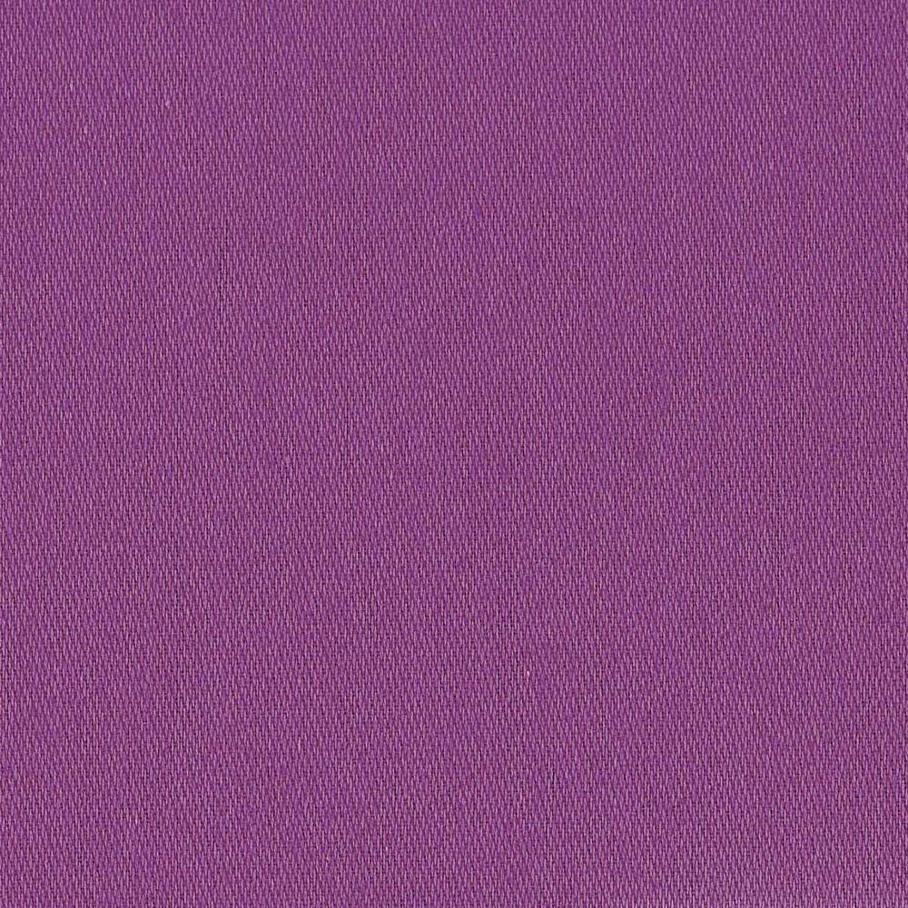 Serviette de table fantaisie Garnier-Thiebaut - Modèle : Confettis - Serviette de table en coton - Coloris : violet