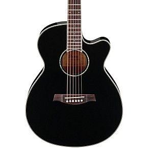 Ibanez Aeg10ii Cutaway Acoustic Electric Guitar Gitarre