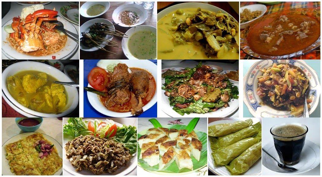 Kandungan Dan Manfaat Makanan Khas Daerah Makanan Resep