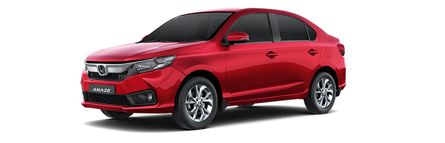 Honda Amaze Car price start at ₹ 5.93 Lakh and goes up to