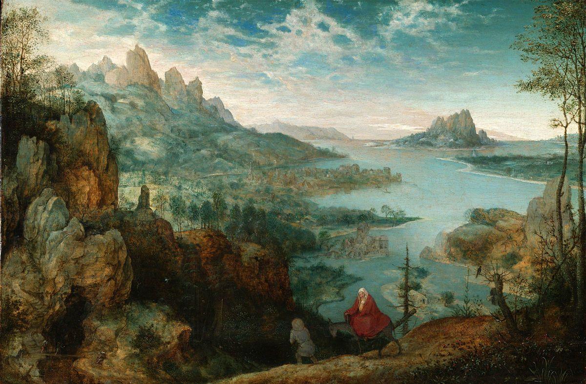 World Landscape Wikipedia Most Beautiful Paintings Landscape
