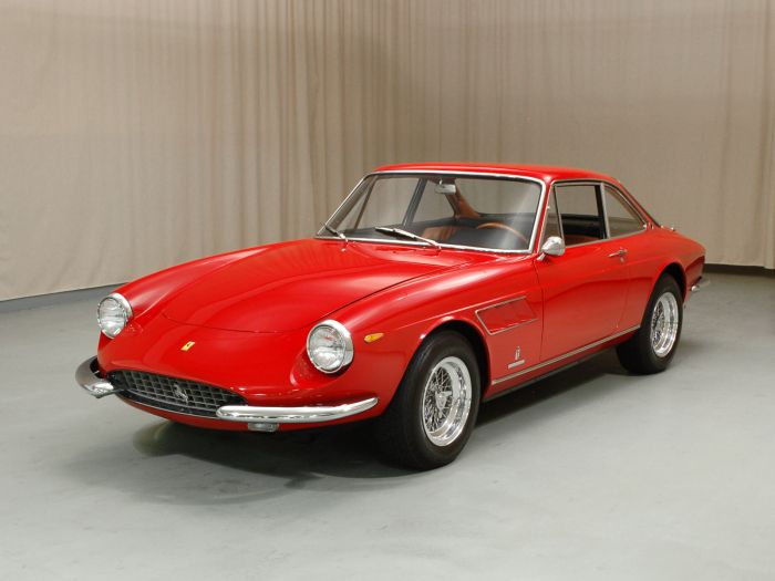 1967 Ferrari 330GTC Coupe - only $750,000 USD!