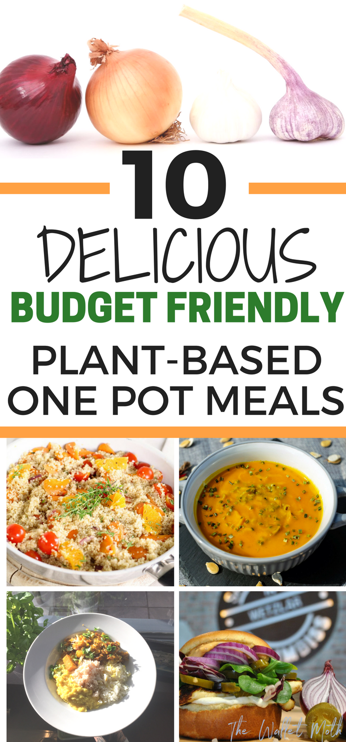 10 Vegan One Pot Meals For Quick Healthy Dinner Ideas