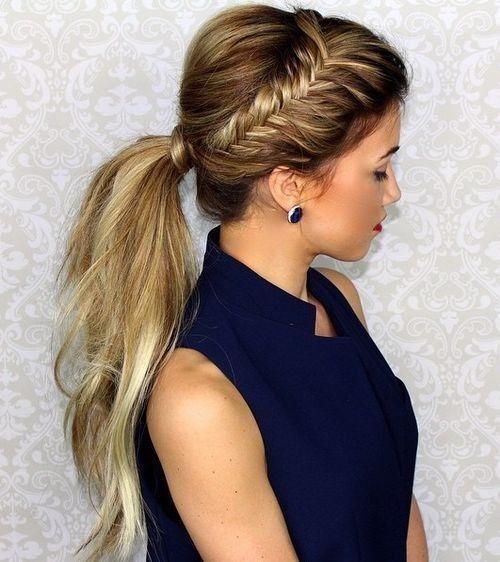 10 Easy Ponytail Hairstyles 2021 Messy Ponytail Hairstyles Hair Styles Ponytail Hairstyles