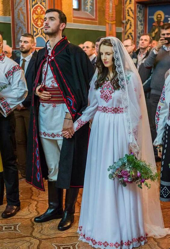 Traditional Gypsy Wedding Dress