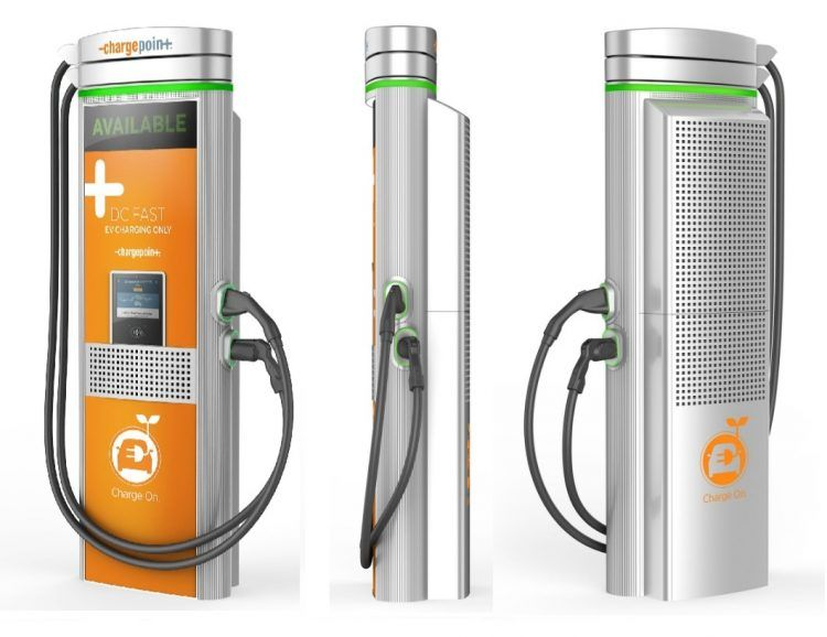 ChargePoint Express Plus Debuts Offers Industry High 400