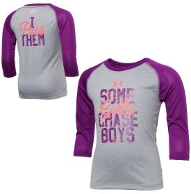 under armour ..some girls chase boys I pass them