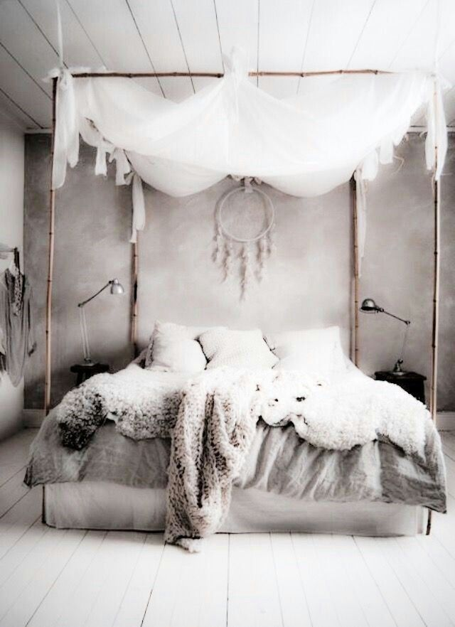Pin by Jenny Hauser on Bedroom ideas Bohemian bedroom
