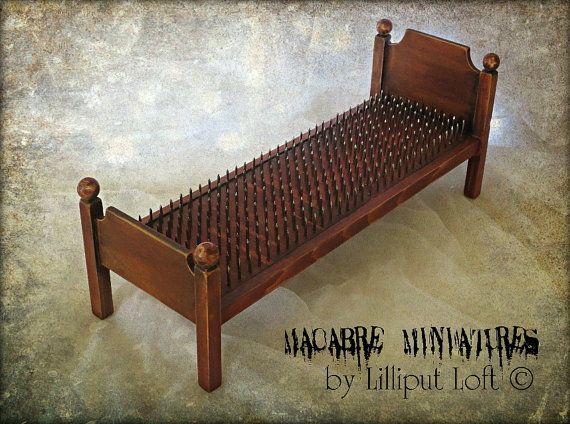 Weird Bed bed of nails uncle fester - google search | weird is relative