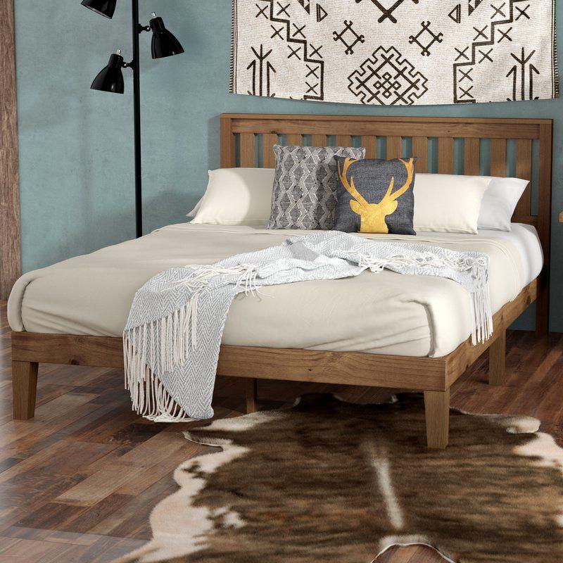 Sison Platform Bed Mood Furniture 3