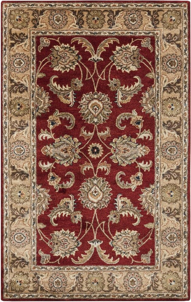 Brilliance Traditional Red - Traditional - Rugs |lamp | lighting, furniture | accents, home decor | accessories, wall decor, patio | garden, Rugs, seasonal decor,garden decor,patio decor,rugs