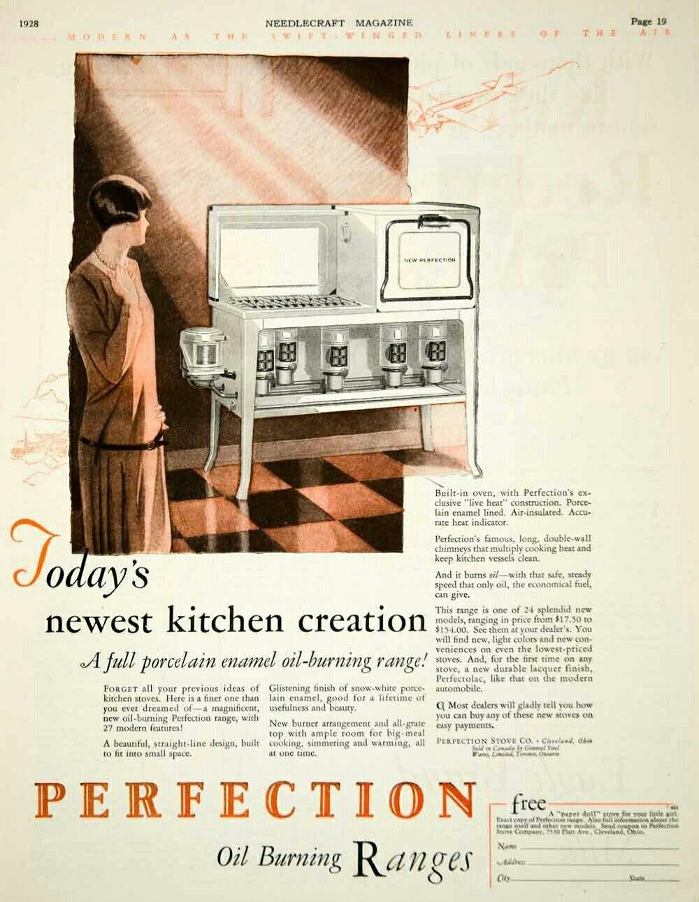Vintage Appliances, Vintage