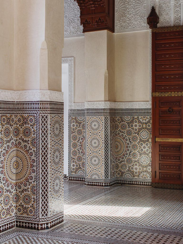 Quietude In Marrakech In 2020 Moroccan Interiors Moroccan Design Moroccan Decor