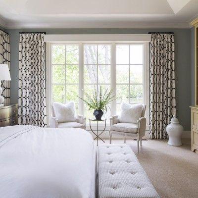 Le papier peint métallique Bedrooms, Master bedroom and Bed room