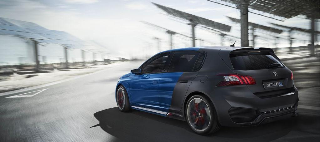 Peugeot 308 R Hybrid: así suena el 308 de los 500 caballos http://www.diariomotor.com/breve/peugeot-308-r-hybrid-video/…