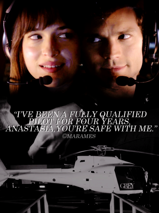 You're safe with me. #fiftyshades #fsog