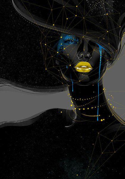 Dark girl by xnhan00 on DeviantArt