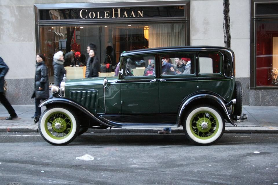 Ford Model A Slant Windshield Sedan 1931 Old Muscle Cars Classic Cars Ford Models