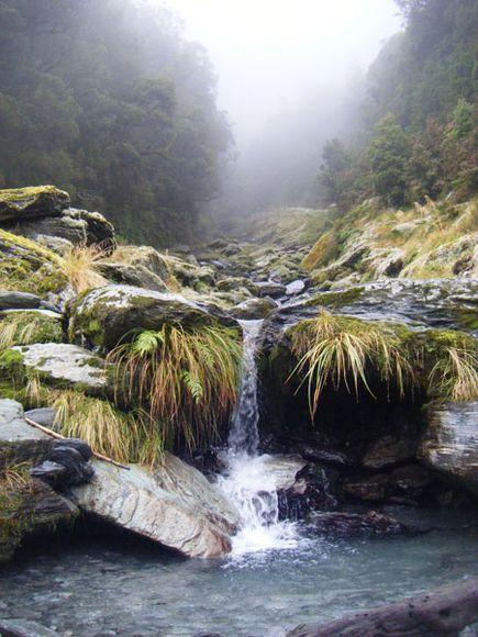 Arthur's Pass...New Zealand (dream)