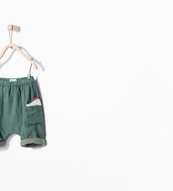 Trousers - MINI | ZARA United Kingdom
