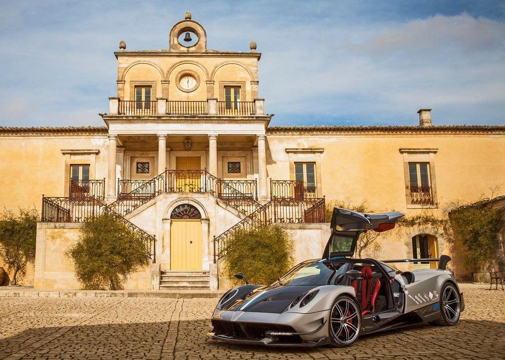 ''2017 Pagani Huayra BC  '' 2017 Véhicules concept,  Nouvelles voitures Pour 2017