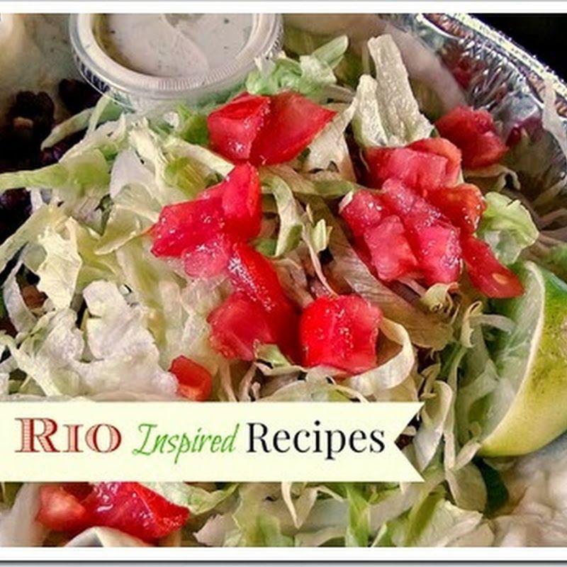Lou Lou Girls : Cafe Rio Copycat Recipes!!!!