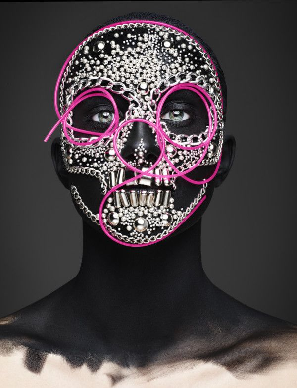 epitaph-editorial-by-rankin-andrew-gallimore-3 RANKIN & ANDREW GALLIMORE REVISIT DIA DE LOS MUERTOS MASKS