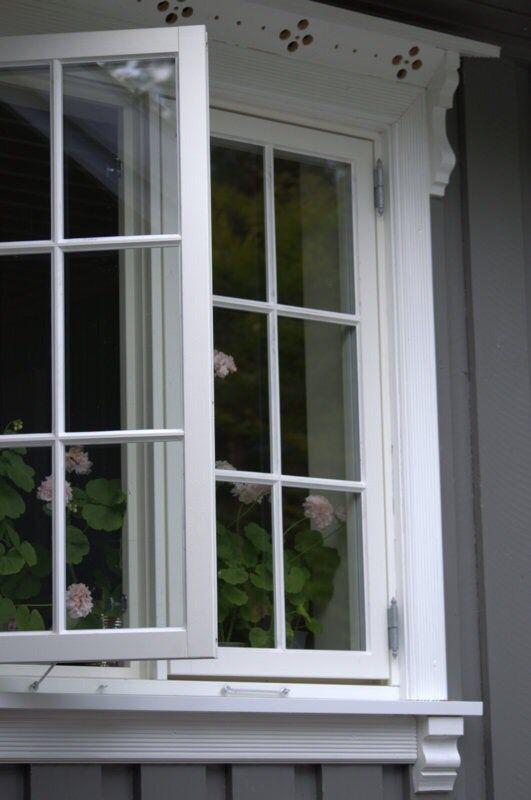 Pin By Lostgirl On Griswald Estate Outdoor Window Trim Cottage Windows Scandinavian Window