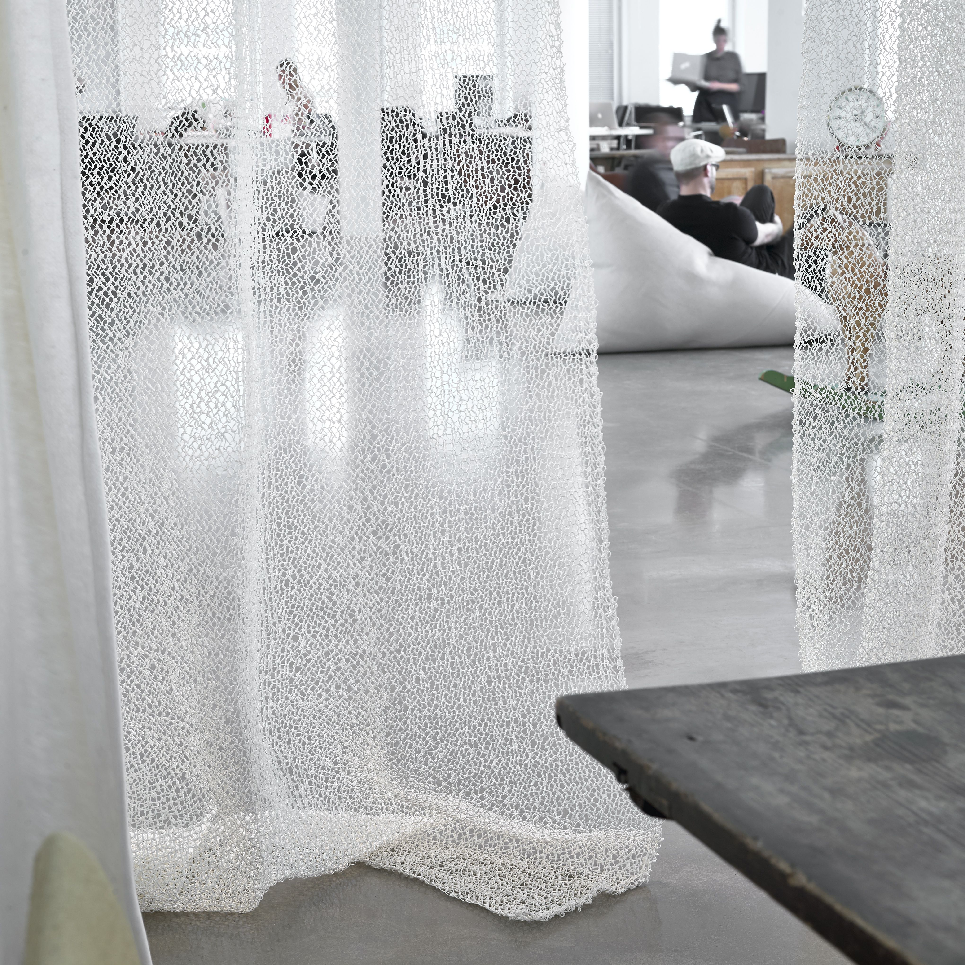 pieces from or good cm ivory lace curtains lovely panel rod two of white quality with drapes knitted x curtain photo textilefamily pocket rose jacquard