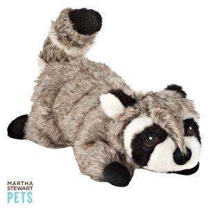Martha Stewart Pets Raccoon Dog Toy Toys Petsmart