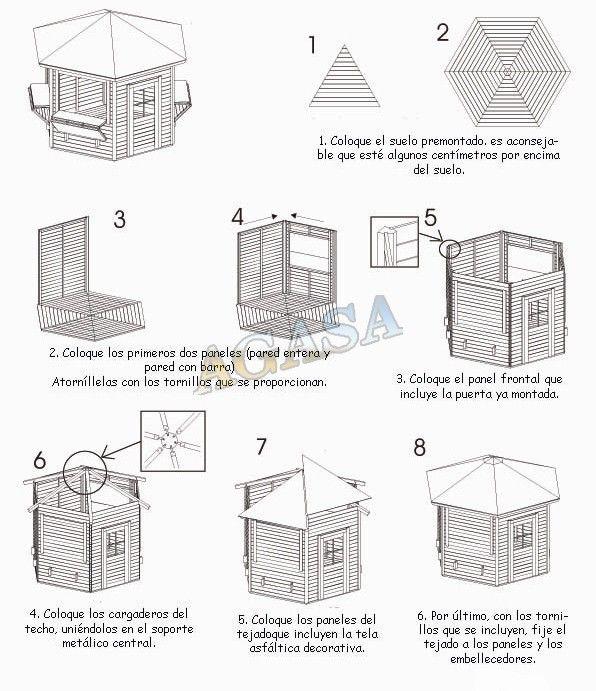 Haga clic para ampliar wood pinterest woods for Kioscos prefabricados de madera