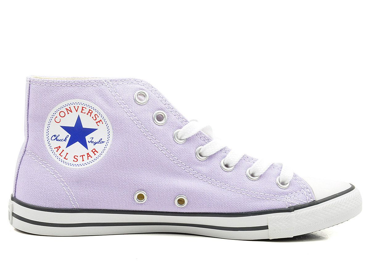 All Star classic wild high canvas shoes Slim soles delicate