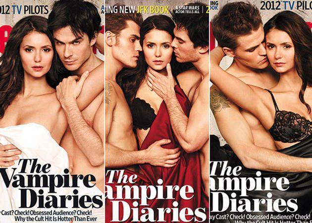 Vampire diaries stars hookup real life