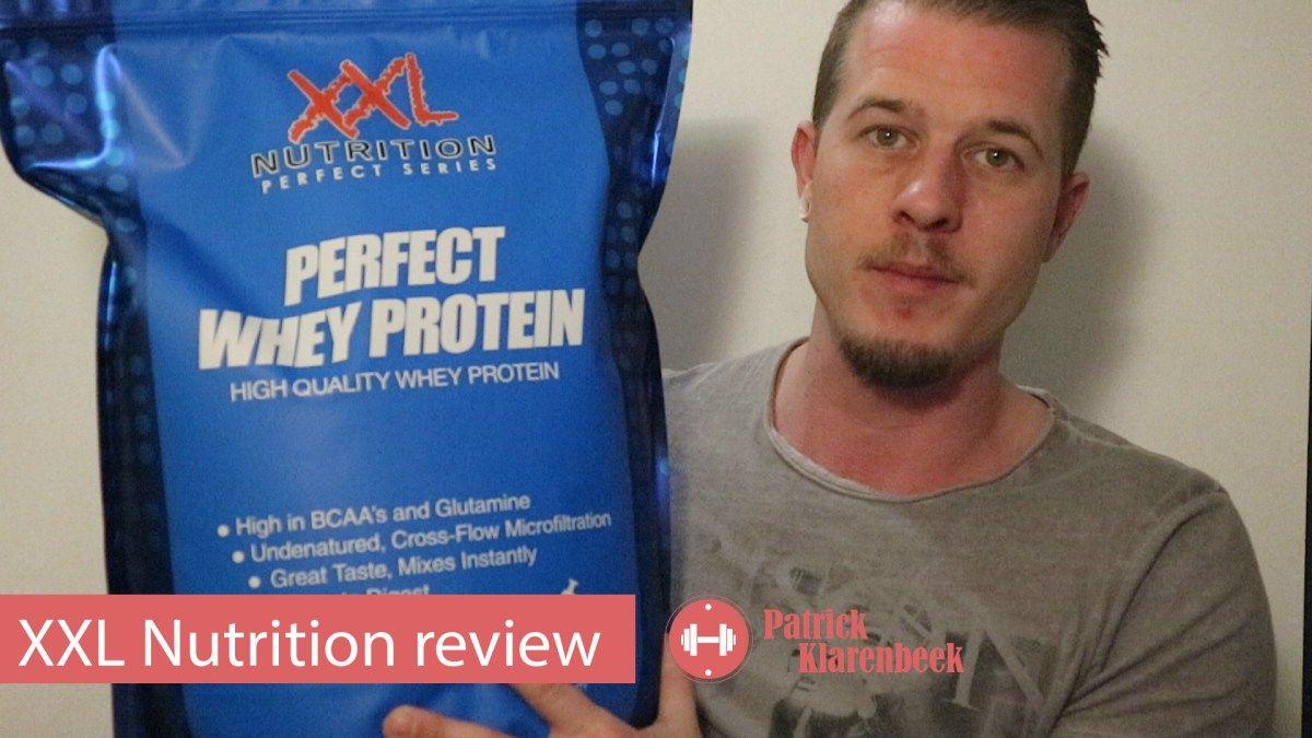 Vlog 3 Xxl Nutrition Review Patrick Klarenbeek Nutrition Bcaa Vlogging
