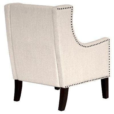 Jackson Wingback Chair Beige Threshold In 2019