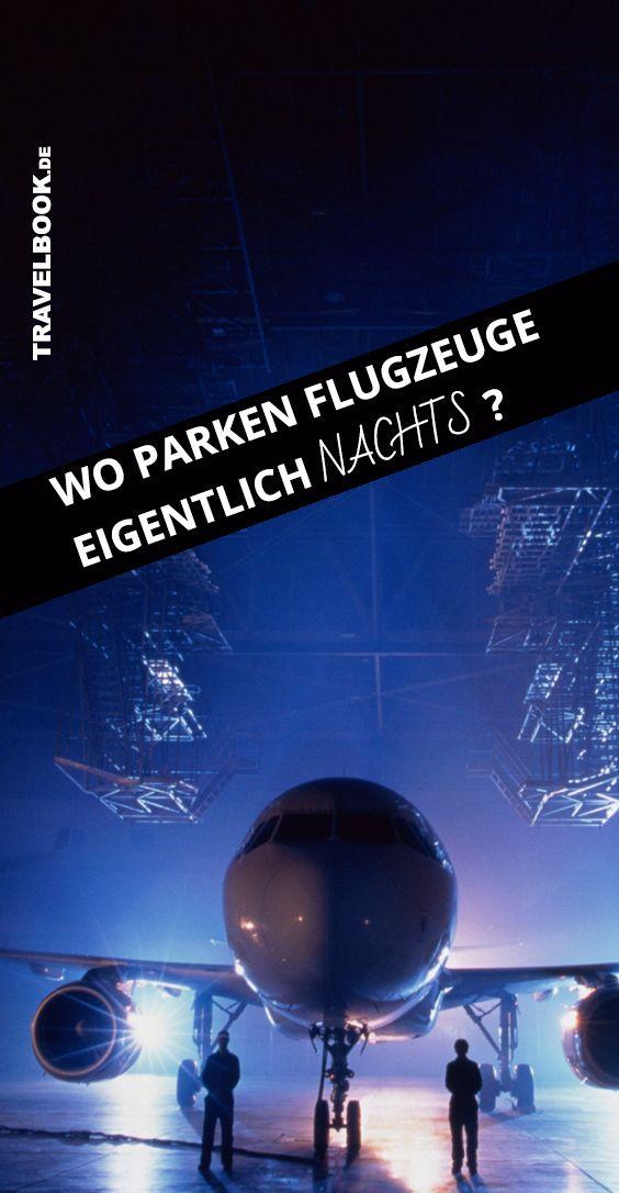 Wo parken Flugzeuge eigentlich nachts? Flughafen berlin