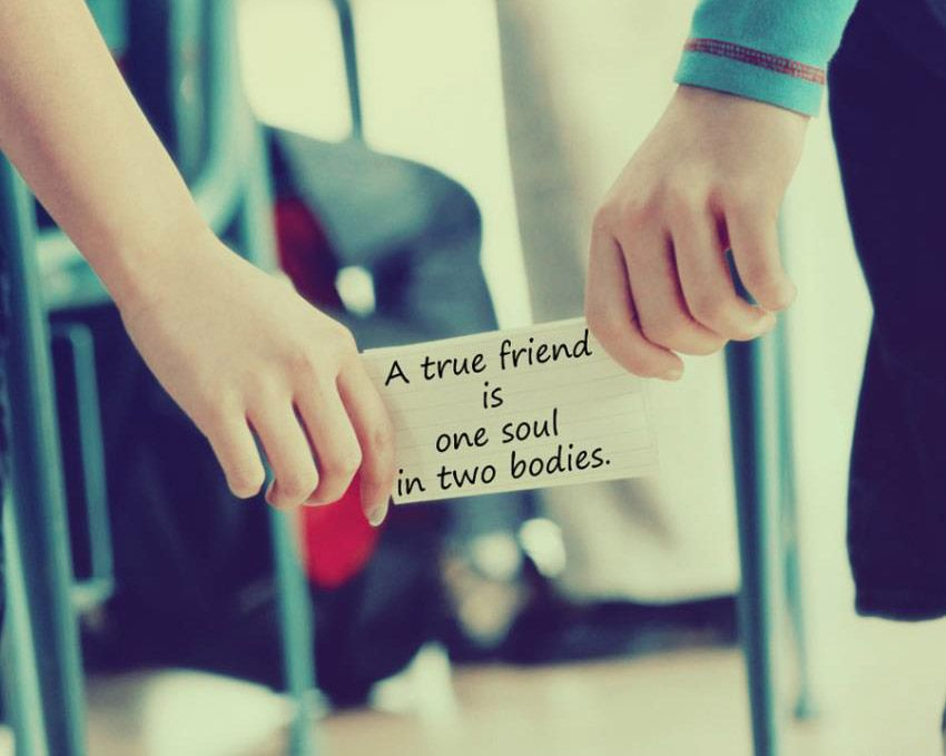 friendship quotes for him from the heart