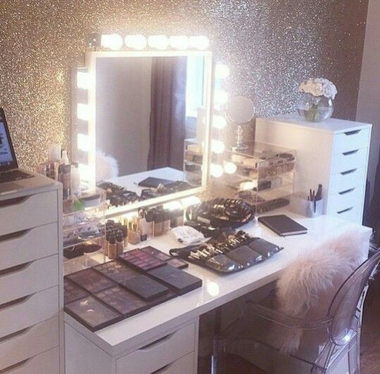 Dressing Room GlitterBedroom