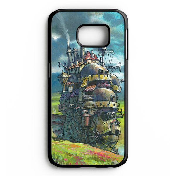 Howl'S Moving Castle Case Samsung Galaxy S6 Edge Plus Case