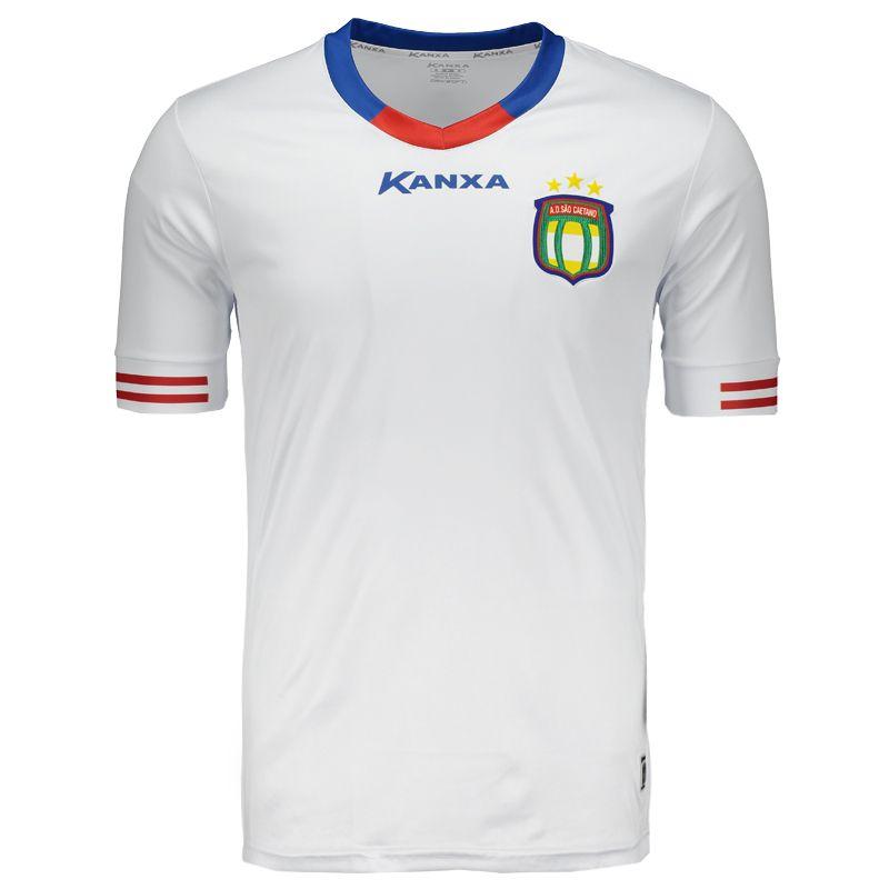2ed5c301ed Camisa Kanxa São Caetano I 2017 N° 9 Somente na FutFanatics você compra  agora Camisa