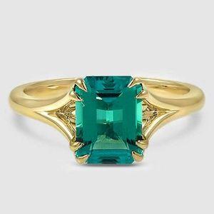 18K Yellow Gold Reverie Ring