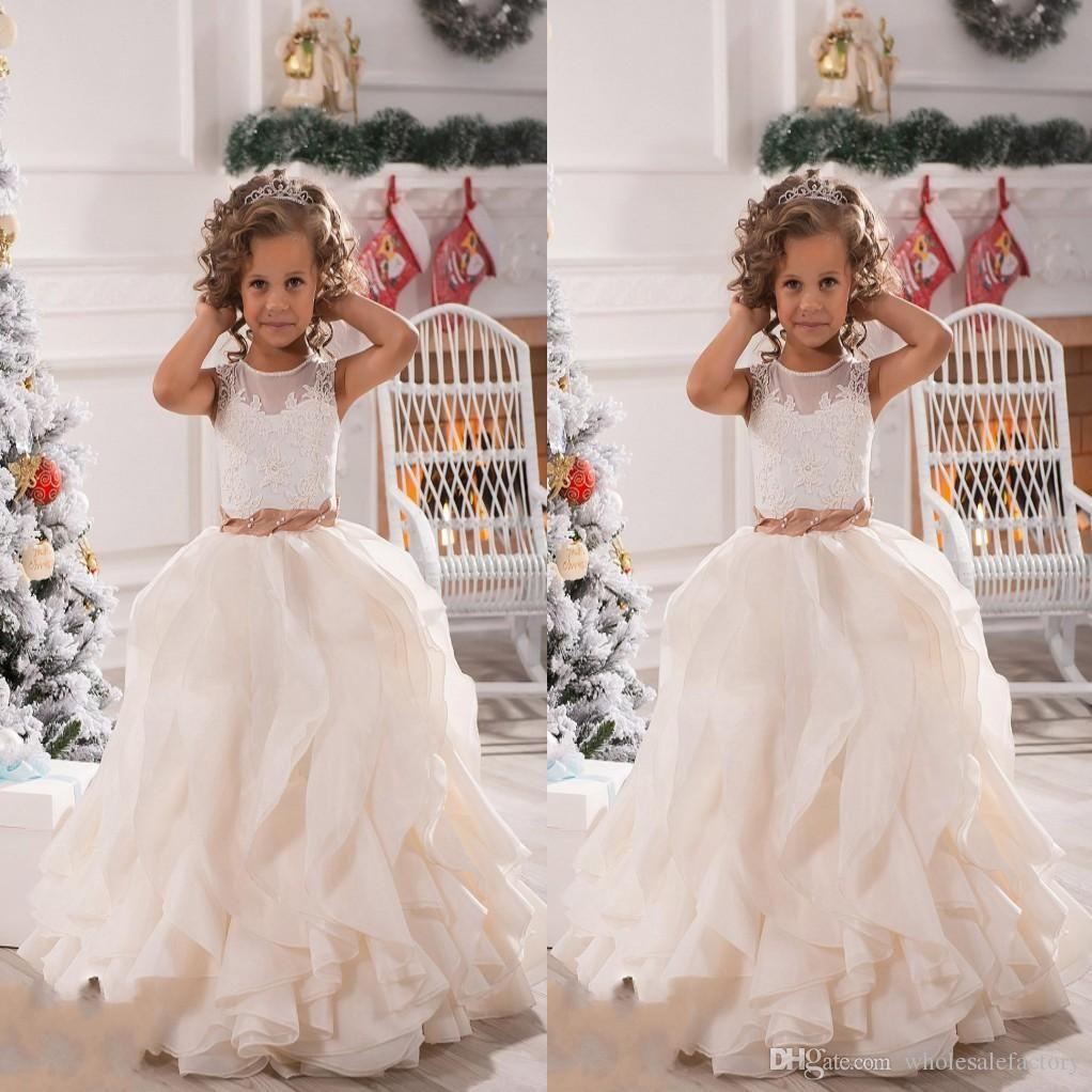 Großhandel 2016 Neueste Baby Kleid Butike Preiswerte Land Ballkleid ...
