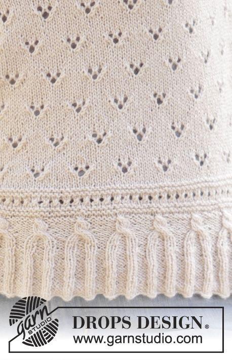 Patrón gratuito de punto   Crochet   Pinterest   Patrones, Puntos y ...
