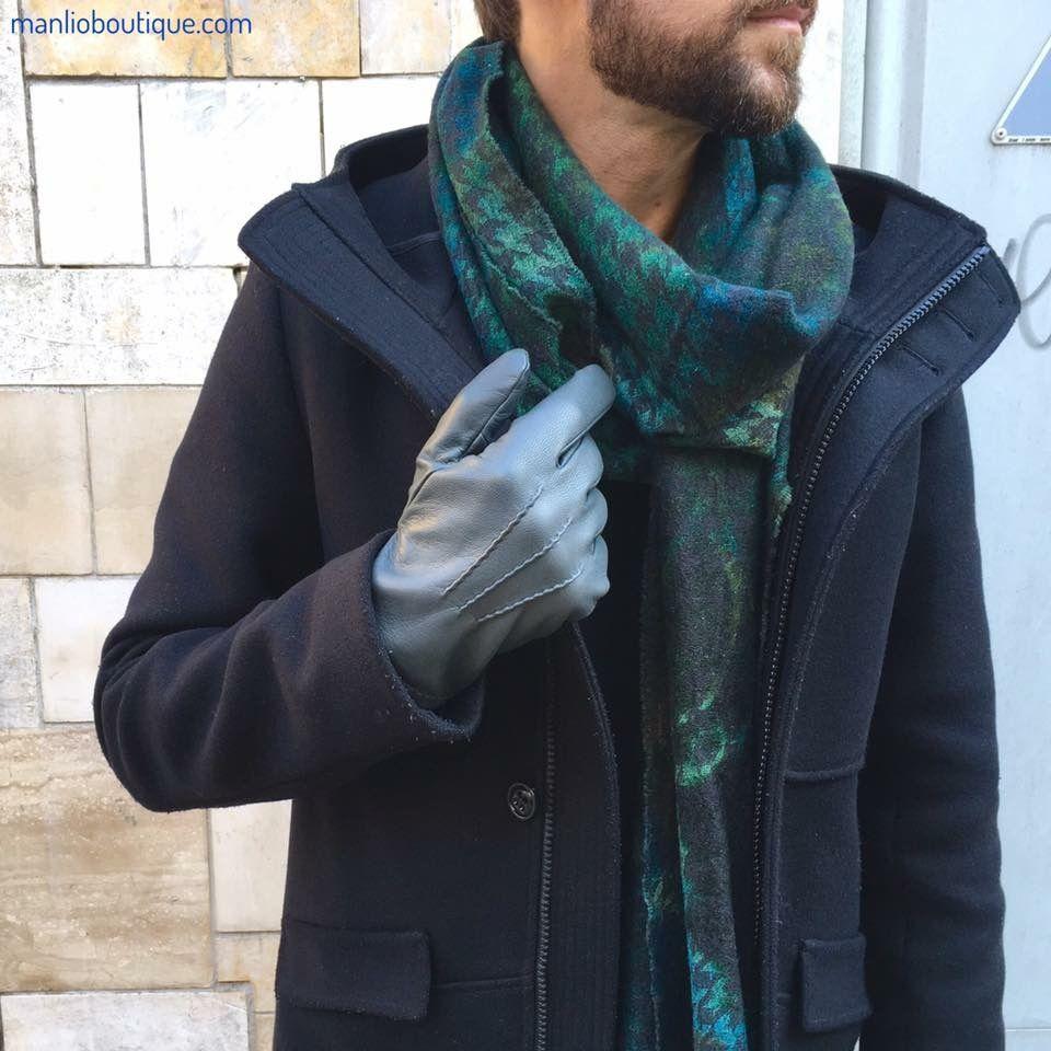 qualità superiore autorizzazione Sito ufficiale CODELLO sciarpa PIQUADRO guanti manlioboutique.com ...
