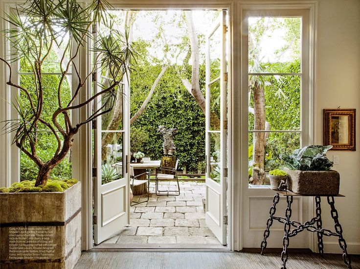 French Doors Onto Patio   Google Search