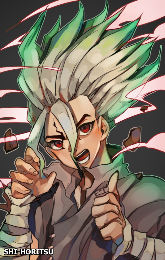 pin on dr stone