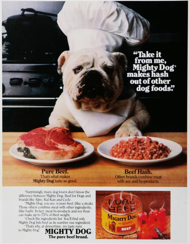 Vintage Food Advertisements Of The 1980s Decades