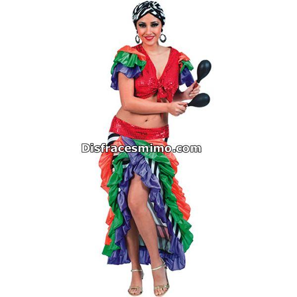 3eb3f3c79d3c Tu mejor disfraz brasileña mujer adulto.El traje es perfecto para ...